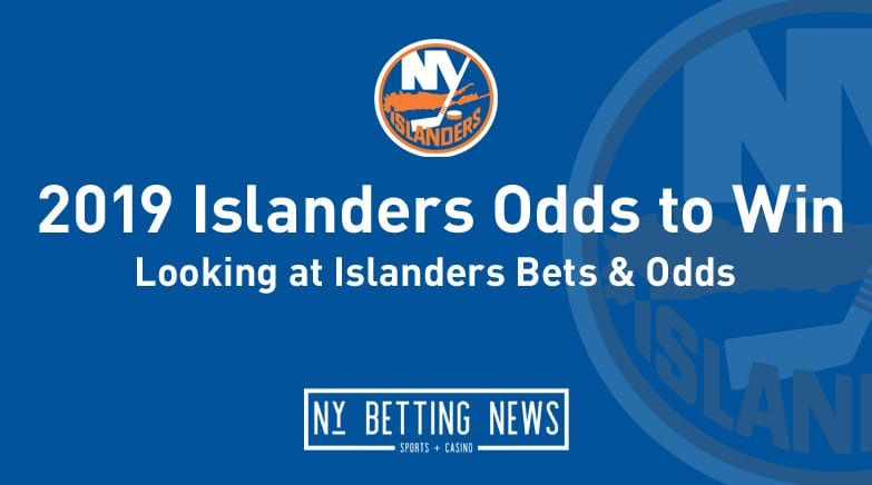 2019 islanders odds to win